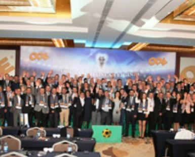 ODE провела встречу дилеров на тему Лиги Чемпионов в Анталии, в отеле «Kaya Palazzo Otel»