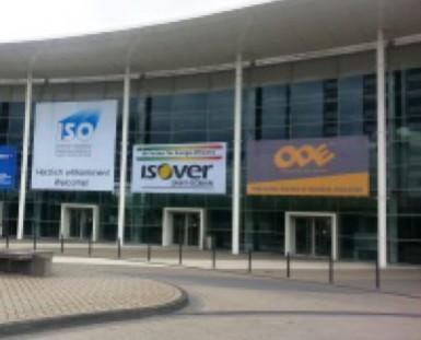 ODE в течение одной недели отличилась на выставках изоляции, которые состоялись как в Турции, так и в Германии.