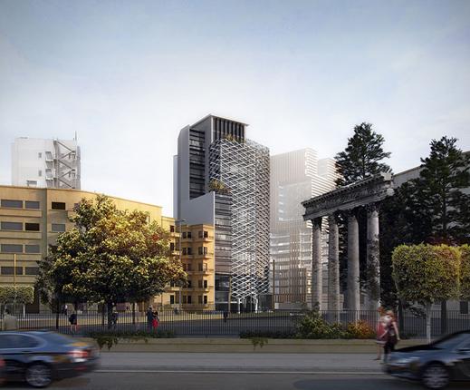 Центральный офис FNB